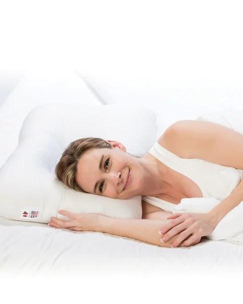 core products tri core cervical pillow