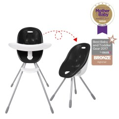 Phil And Teds Poppy High Chair Walmart Dining Room Tables Chairs Black Ababy Baby Superstore
