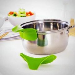 Kitchen Funnel Hutches Silicone Blindigo