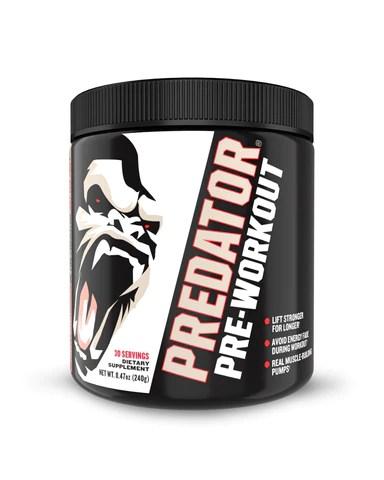 Predator Pre Workout : predator, workout, PREDATOR, PRE-WORKOUT, PredatorLabs.com
