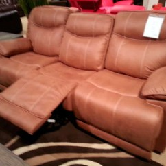Triple Reclining Sofa Red Living Room Homelegance Wasola 3 Recline In Brown Polyester