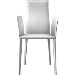 Modloft Dining Chair Folding Singapore Lucca In Reclaimed White Beyond Stores