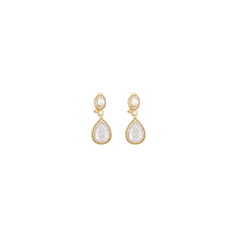 Classic Earrings For Brides Bond St Stephanie Browne