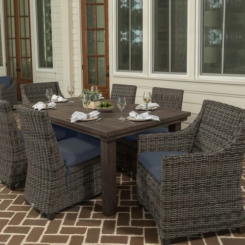patio dining set outdoor chairs