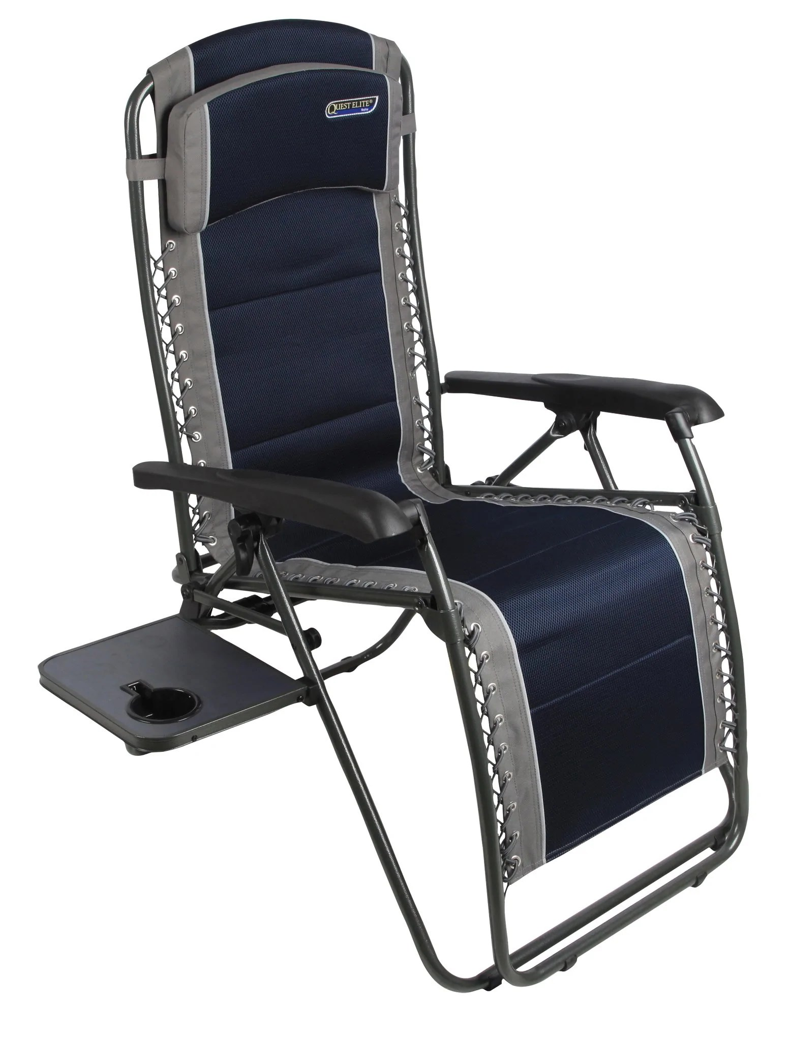 Quest Elite Ragley Pro Relaxer Chair with Side Table
