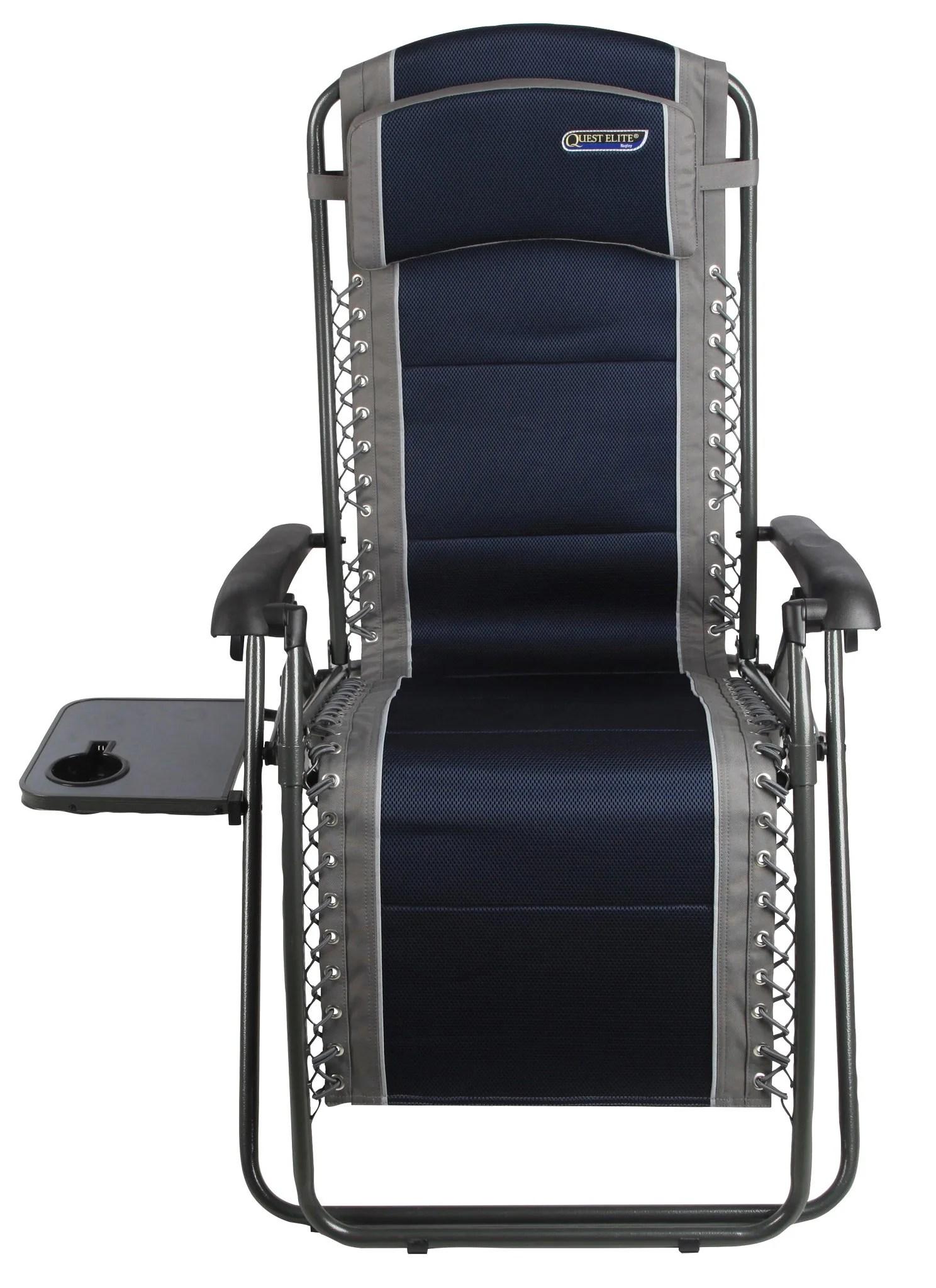 garden relaxer chair covers eero saarinen tulip quest elite ragley pro with side table – capital outdoors
