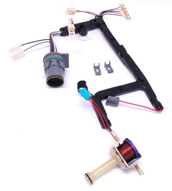 Peg Blue Internal Wire Harness