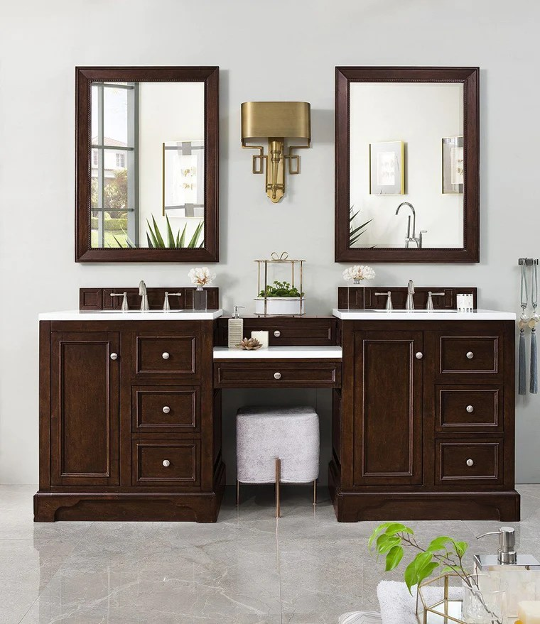 Double Bathroom Vanity  Double Vanity  Double Sink Vanities