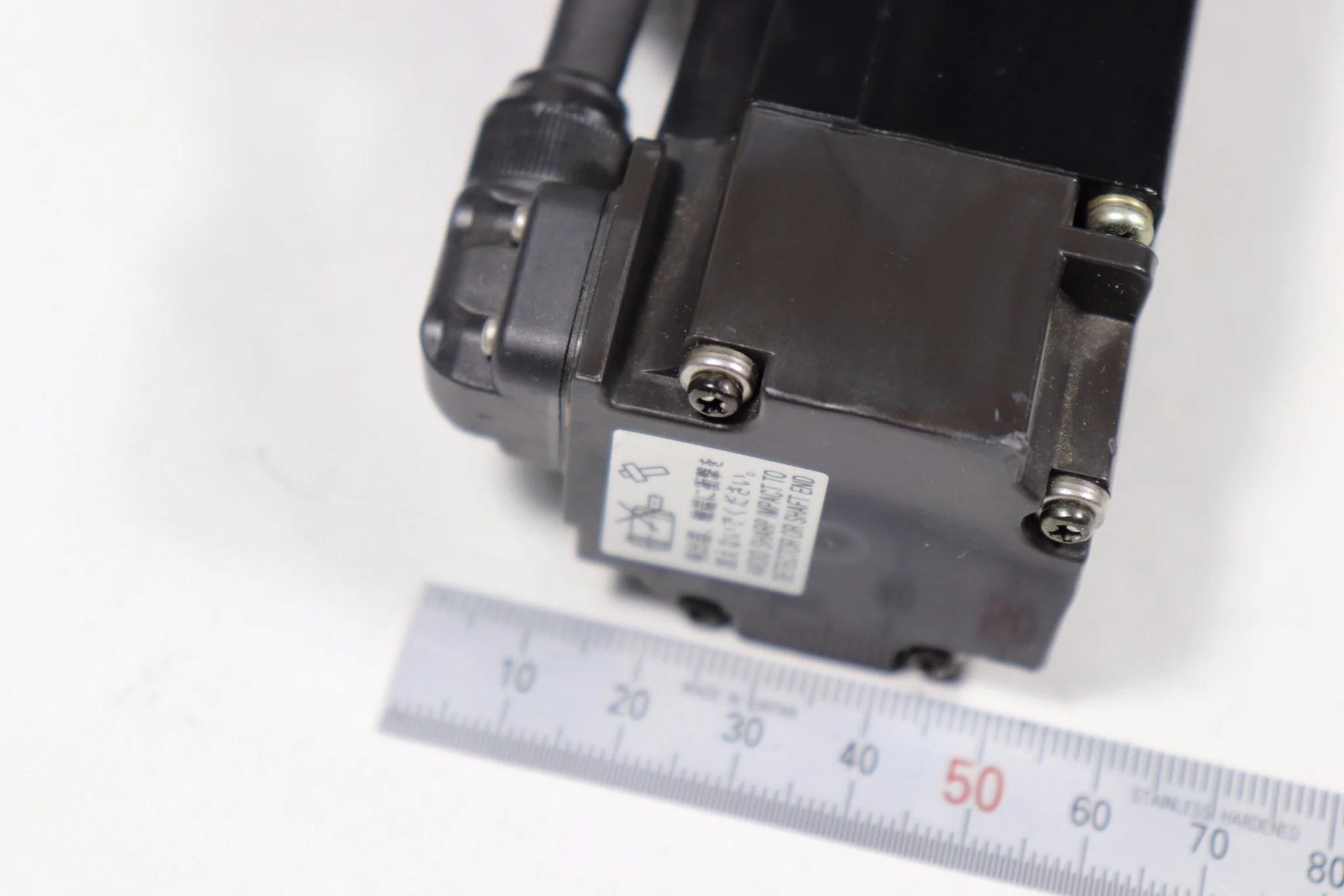 medium resolution of  mitsubishi mr j3 10b hf kp053b melservo ac servo driver brake