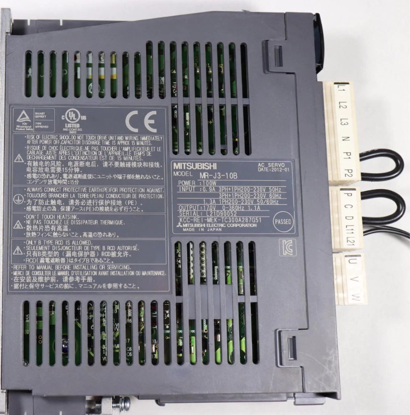 electromagnetic brake motor wiring mitsubishi [ 2048 x 1365 Pixel ]