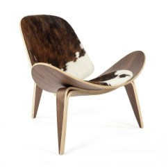 Shell Chair Replica Office On Carpet Mid Century Modern Reproduction Ch07 Pony