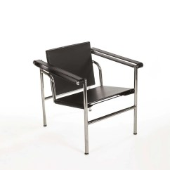 Sling Chair Outdoor Gaming Reviews Pc Mid Century Modern Reproduction Lc1 Basculant Inspired By Le Corbusier