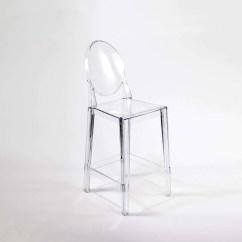 Ghost Bar Chair Design London Modern Stool Counter Height France Son