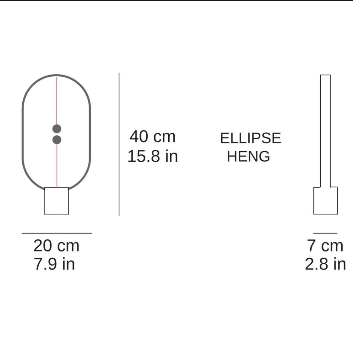 hight resolution of heng balance lamp
