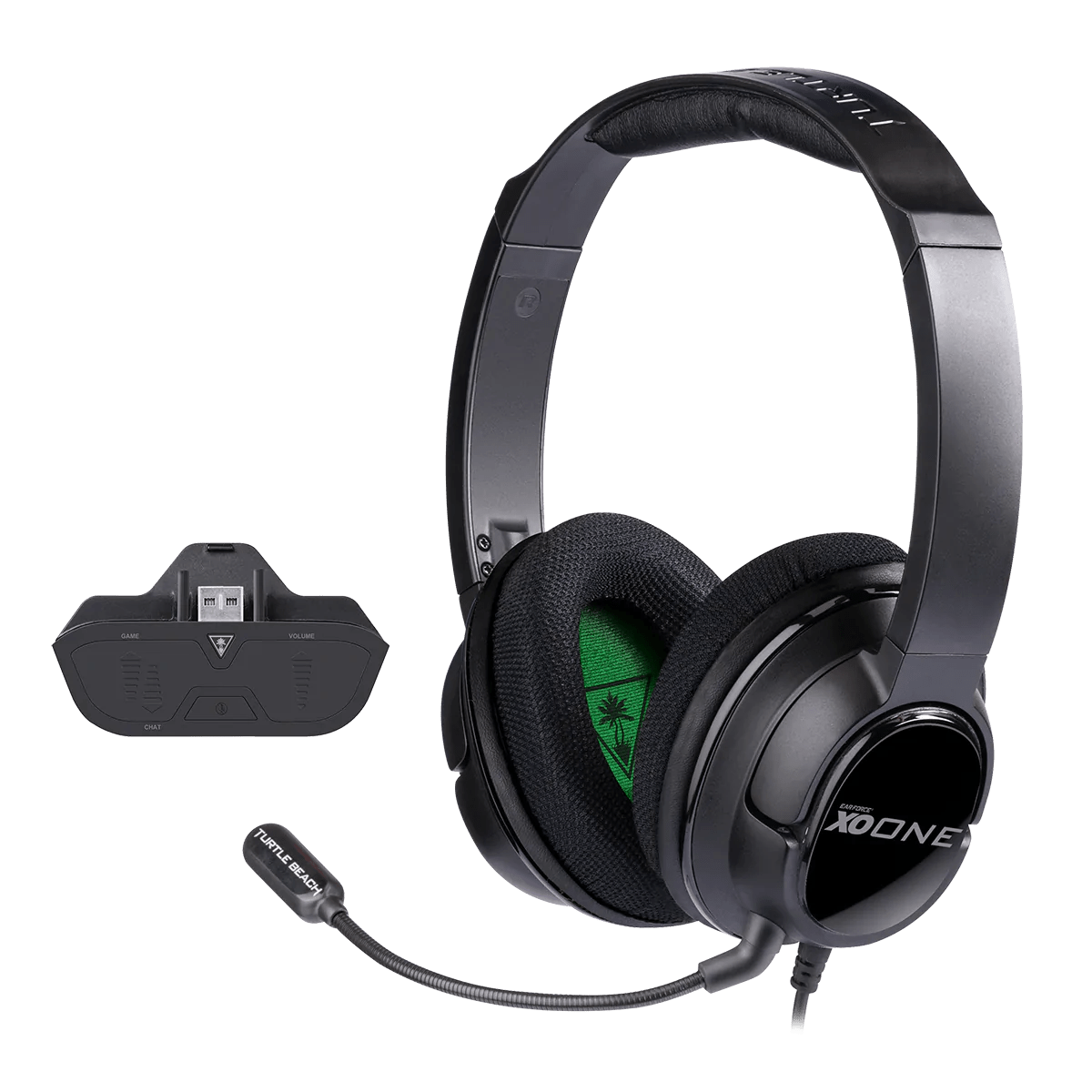 hight resolution of green xo one headset