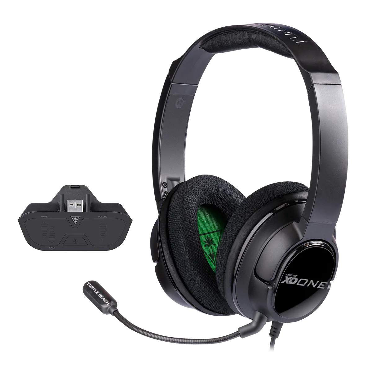 small resolution of green xo one headset