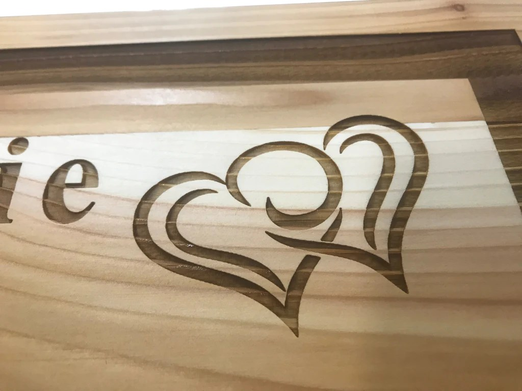 personalized wedding gift custom
