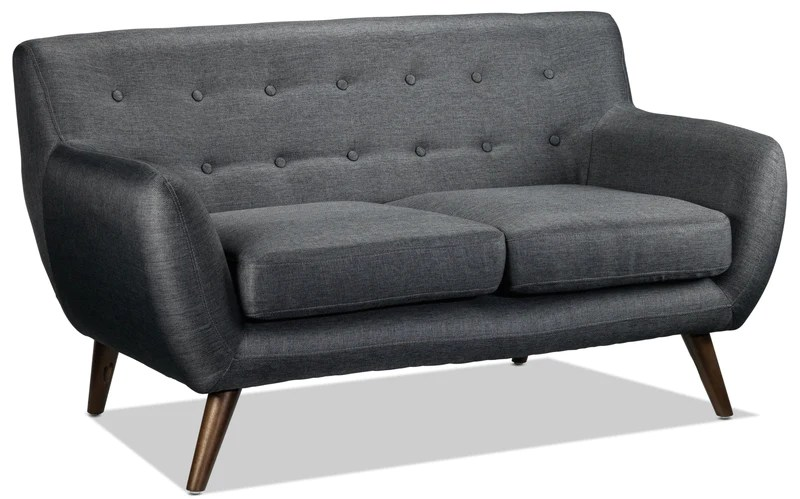 dalton sofa leon s nova red and black leather new arrivals heather loveseat dark grey