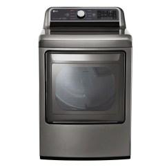 Lg Kitchen Appliances Best Stoves Leon S Stainless Steel Electric Dryer 7 3 Cu Ft Dlex7300ve