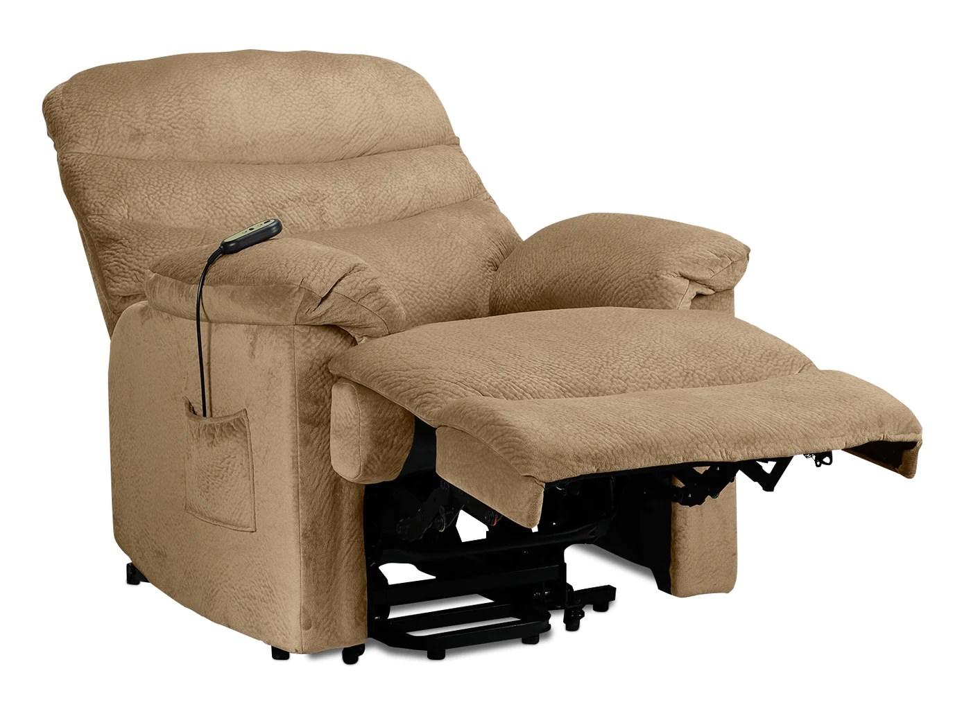 lift chairs edmonton ab rubber chair feet bunnings bradey power recliner camel leon s previous next
