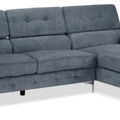 Dalton Sofa Leon S Outdoor Wicker Replacement Cushions New Arrivals Aidhan 2 Piece Sectional With Right Facing Chaise Midnight Blue