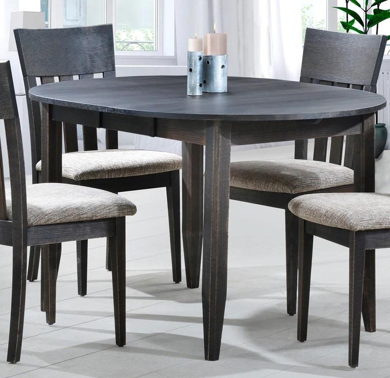 table kitchen arhaus tables leon s joliette dining slate