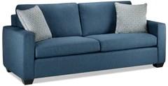 teal sofas u love slipcovers leon s hilary sofa blue