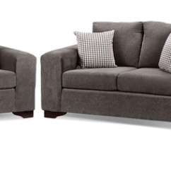 3 Piece Living Room Table Set Grey And White Brown Sofa Packages Leon S Fava Pc Package