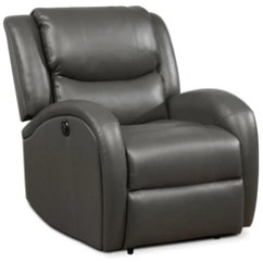 Lift Chairs Edmonton Ab Sling Chair Fabric By The Yard Recliners Leon S Carter Power Recliner Dark Grey