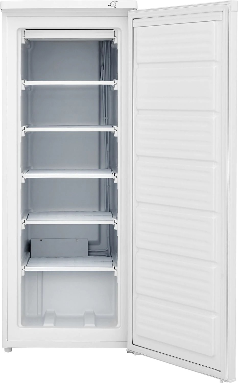 Frigidaire Upright Freezer 5 8 Cu Ft White Leon S