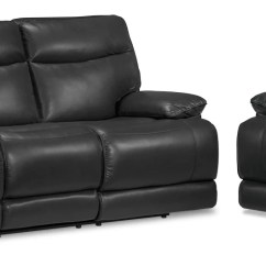 Grey Power Reclining Sofa World Market Bed Cover Lanette And Recliner Smoke Leon S Recently Viewed Items