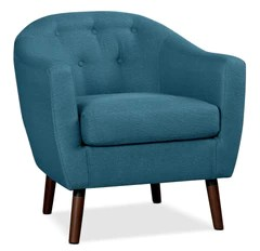 blue green chair fuschia accent chairs leon s zia