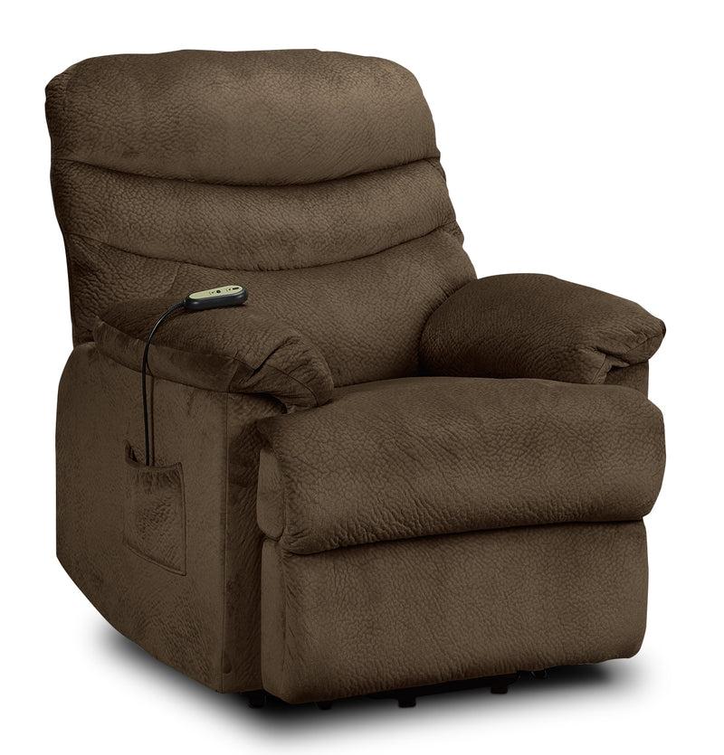 lift chairs edmonton ab office side chair recliners leon s bradey power recliner mocha