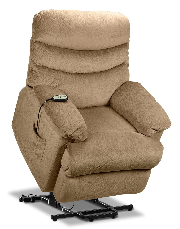 lift chairs edmonton ab rocker chair cushions bradey power recliner camel leon s previous next