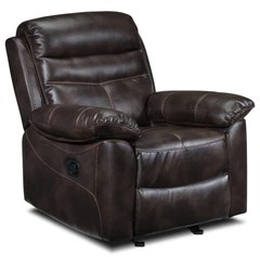 electric recliner sofa not working lancaster leather reviews recliners leon s devon rocker brown