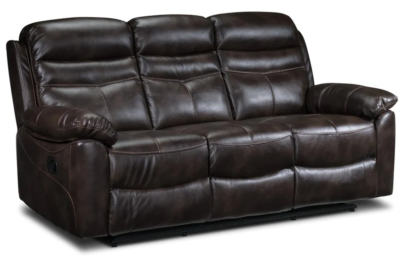 black friday sofa deals toronto made to order sofas leon s devon reclining brown