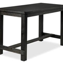 Pub Kitchen Table Roman Shades Jackson Height Dining Dark Grey Leon S Recently Viewed Items