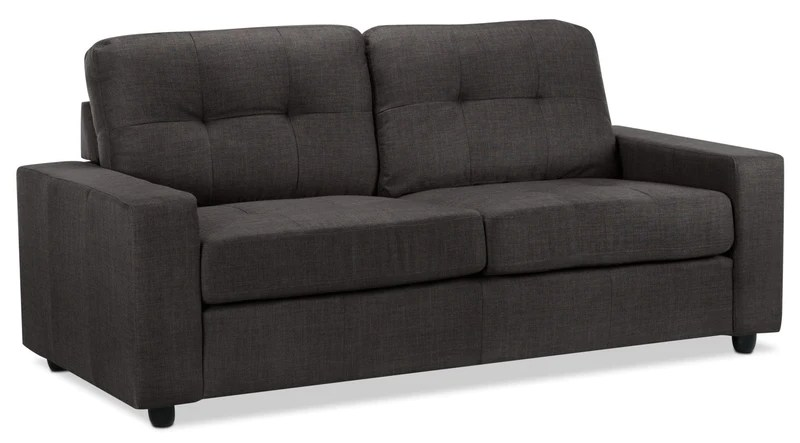 sofa company nl sectional sofas american furniture warehouse living room leon s rhena grey