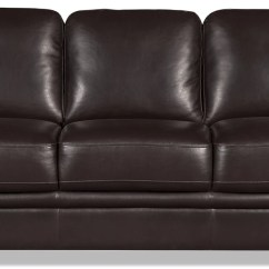Brown Fabric Sofa Sofia Tesco Benson Leather Look Bed Dark The Brick Tap To Expand
