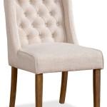 Caroline Wing Chair Ivory