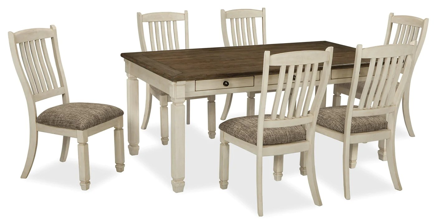 Ilsa 7 Piece Dining Package The Brick