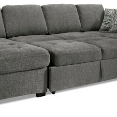 Sofa Bed And Chaise In Chinese Izzy 3 Piece Chenille Sectional With Two Chaises Pewter Previous Next