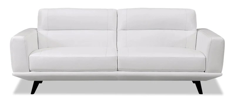 marco cream chaise sofa by factory outlet bed in dhaka living room the brick kendra genuine leather arctic white