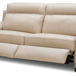 Power Recliner Sofa Canada Contemporary White Sleeper Seth Genuine Leather Reclining Rope The Brick Previous Next