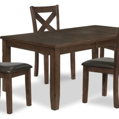 Kitchen And Dining Room Tables Remodeling Open Living Sets The Brick Talia 5 Piece Package Ensemble De Salle A Manger Pieces