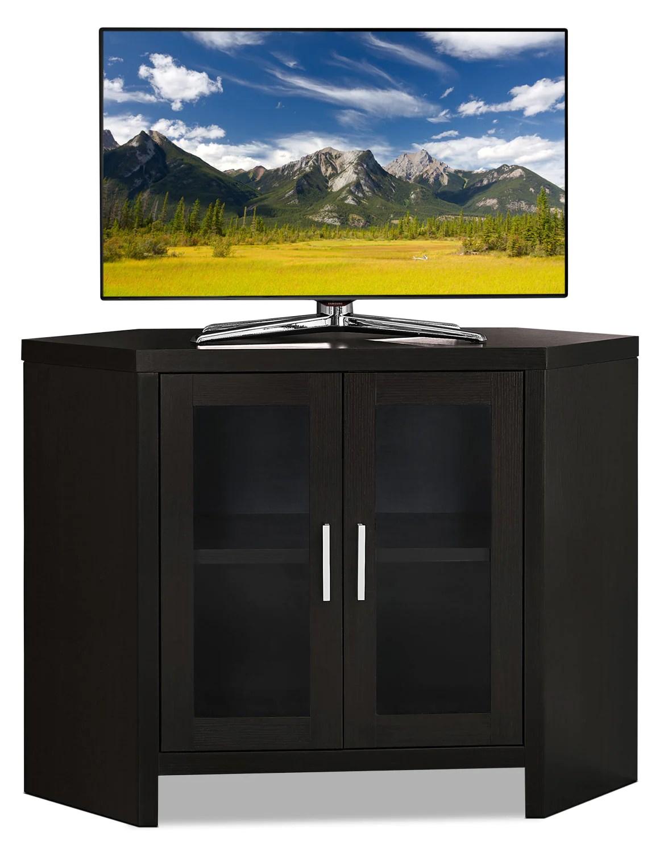 meuble en coin pour televiseur videt de 42 po cappuccino