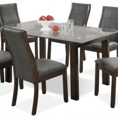 Kitchen Dining Tables Design Sets The Brick Tyler 7 Piece Package Ensemble De Salle A Manger Pieces