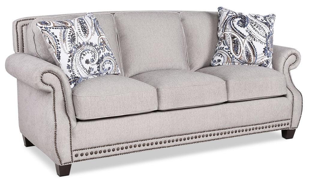 8 way hand tied sofa brands in canada grey images haden linen look fabric the brick previous next