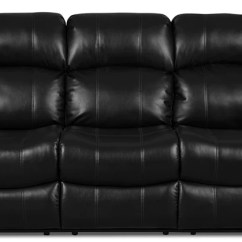 Cloud Track Arm Leather Two Seat Cushion Sofa Home Sofas The Brick Omega Look Fabric Reclining Black Inclinable En Tissu D