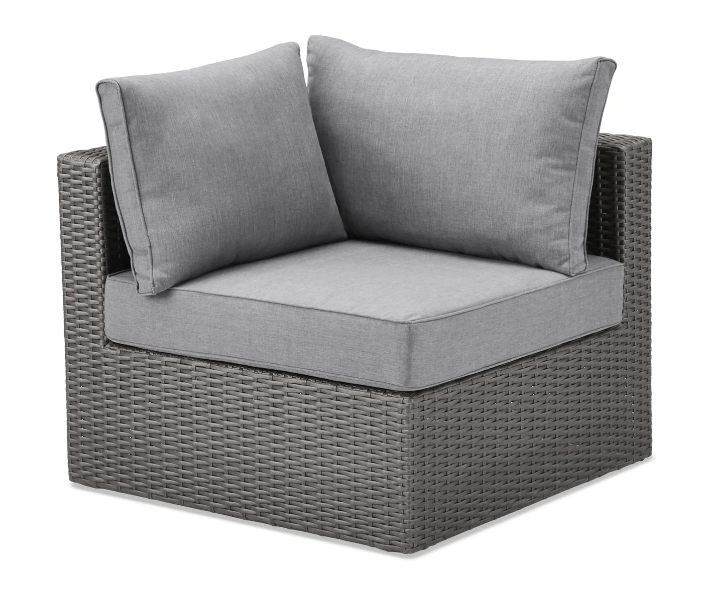 morris patio corner chair
